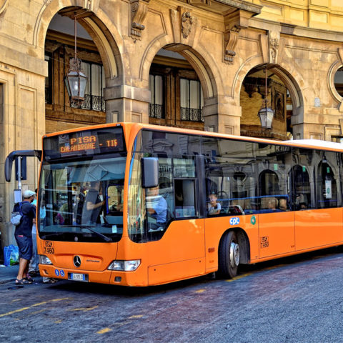 Bus Window Film